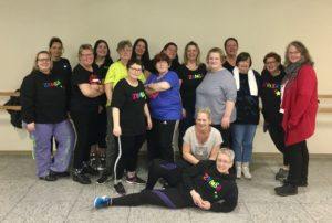 2020 Zumba Gold Montag 1