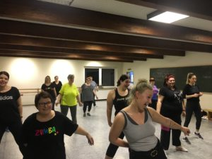 2020 Zumba Gold Montag 2