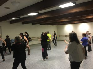 2020 Zumba Gold Montag 3